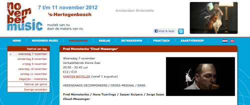 Cloud_Messenger_at_November_Music_2012
